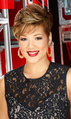 tessanne chin great voice and great hair more style tesann chin ...