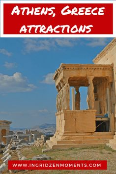 Athens, Greece attractions - eating with the Gods - IngridZenMoments What to see in Athens, where to go, what to eat