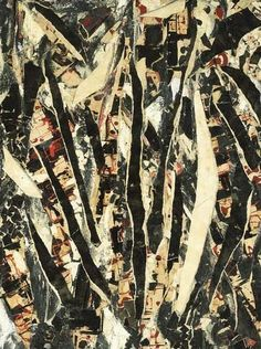The City by Lee Krasner, 1953  Art Experience NYC  www.artexperiencenyc.com