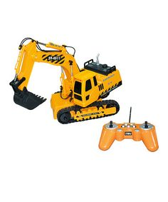 Look what I found on #zulily! Remote Control Bulldozer by Model Rectifier #zulilyfinds
