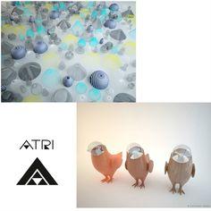 Iluminação como personagem principal. No nosso blog: atricasa.com.br/blog