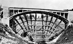 Robert Maillart, Flienglibach Bridge (1923)