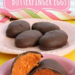 Homemade Butterfinger Eggs (Only 3-Ingredients) - Raining Hot Coupons