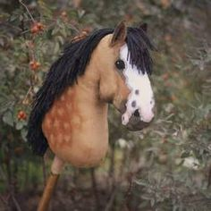 Hugo, a North Swedish Horse hobbyhorse by Eponi. … Hugo, a North Swedish Horse hobbyhorse by Eponi. Horse Riding Clothes, Riding Hats, Equestrian Outfits, Equestrian Style, Equestrian Fashion, Stick Horses, English Riding, Horse Crafts, Hobby Horse