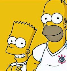 Sport Club Corinthians Paulista - Simpsons