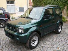Suzuki Jimny 13 VVT