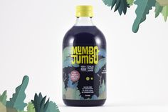 Mumbo Jumbo Is Bringing the Jungle Vibes — The Dieline | Packaging & Branding Design & Innovation News