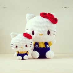 Can't wait to meet everyone tomorrow for my Hello Kitty Crochet Author Showcase and Signing appearance at Kinokuniya, Suria KLCC at 2pm! Come by and say hi!