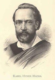 Karel Hynek Mácha - Wikipedia Romantic Writers, Romantic Poems, Romanticism, Famous Faces, Czech Republic, Prague, Poet, Famous People, Anna