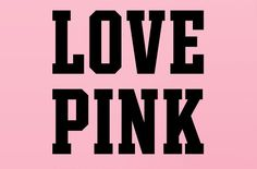 VS PINK is Love