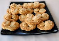 Mini-Palmeras Pastries