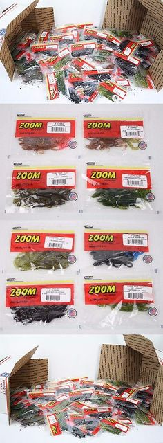 zoom plastic and gamakatsu steel! | soft plastic lures | pinterest, Soft Baits