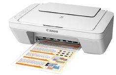Canon PIXMA MG2570 Printer Driver Download