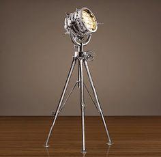 Restoration Hardware Royal Master Sealight Floor Lamp | Decor Look Alikes