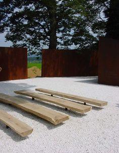 casagrande e rintala / post-industrial meditation park, kuramata village