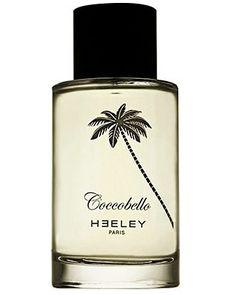 Heeley Coccobello- Palm Leaves, Gardenia, Coconut, Sea Salt, Vanilla Bourbon, Virgina Cedar, Sandalwood, Benzoin
