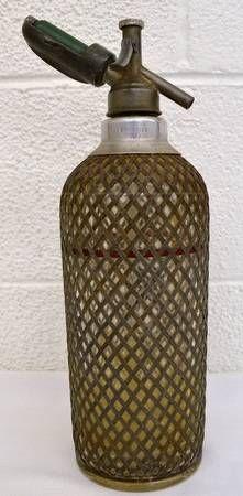 shopgoodwill.com: 029 - Antique Seltzer Bottle