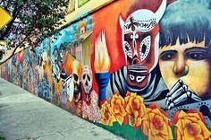 Arte Urbano mexicano!