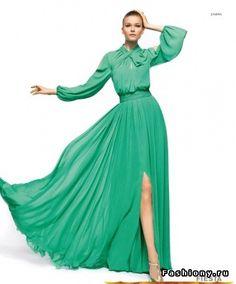 изумрудное платье - Пошук Google