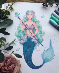 art of celtis Mermaid Wallpaper Backgrounds, Mermaid Wallpapers, Siren Mermaid, Mermaid Art, Mermaid Lagoon, Underwater Art, Underwater Creatures, Real Mermaids, Mermaids And Mermen