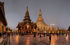 https://flic.kr/p/Rm6jvi | Shwedagon Pagoda, Yangon, Myanmar