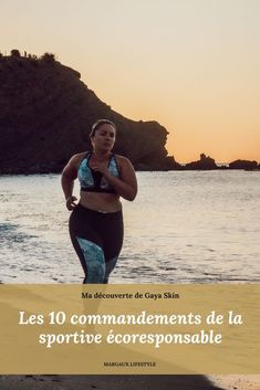 Une Sportive Éco-Responsable | Les 10 Commandements Biologique, Wetsuit, Lifestyle, Swimwear, Weight Loss Plans, Loosing Weight, Athlete, Advice, Scuba Wetsuit