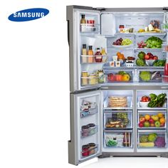 With the holiday season comes unexpected guests and obligations. Good thing there is a refrigerator that is as accommodating as you are.