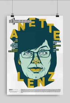 grafist 18 designer poster - Anette Lenz
