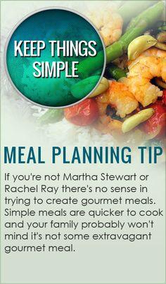 Meal planning tips via @Foodontheblog