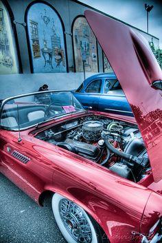 Best Classic Thunderbirds Images On Pinterest In Retro - Kirkland classic car show 2018