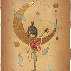 If you must blink: kubo and the two string print
