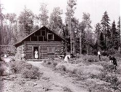Colonisation de la région québécoise de l'Abitibi qui a eu lieu au cours des années de la grande dépression.