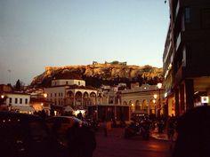 Akropoli ,Athens ,Greece