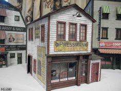 Railroad Building Models. http://www.gothamcitysub.com/
