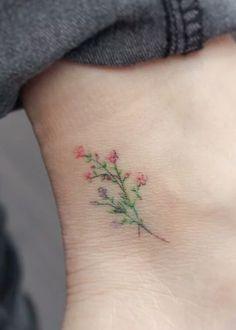 Simplistic floral