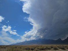 Deep Creek Range, West Desert, Utah