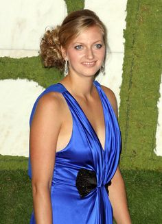 Petra Kvitova Dangling Diamond Earrings - Petra Kvitova Looks - StyleBistro