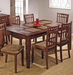 7 piece dining room furniture