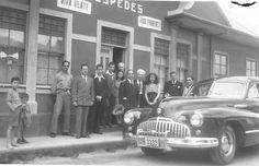 1948 ¿o 49? Casa de Amando Céspedes