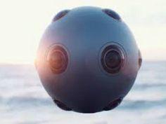 Nokia vuole entrare nella realtà virtuale con la sfera Ozo.