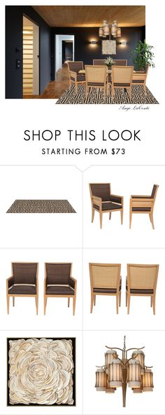 """""""Untitled #149"""" by angelaconte ❤ liked on Polyvore featuring interior, interiors, interior design, home, home decor, interior decorating and Varaluz"""