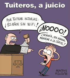 #humor #NoSeNosEstaraYendoDeLasManos #cebancesfuturo  @CEBANC Tuiteros, a juicio