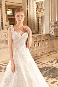 33b9474194b1 Demetrios Collection 2015 - Abiti da sposa - modello 1486 Στυλ Ντυσίματος  Σε Γάμους