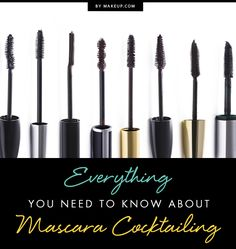 If you're as obsessed with mascara as we are, then you are constantly on the lookout for the PERFECT type. Volume, lift, length, we want everything. If you've ever wondered about mixing your mascaras, you can! We'll show you how it's done.