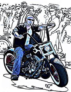 Interesting use of one of my digital photographs. Skull Wallpaper, Motorcycle Art, Photographs, Comic Books, Comics, Digital, Cover, Photos, Cartoons