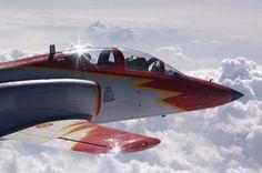 EADS-CASA C-101CC Aviojet, Spanish acrobatic team Patrulla Agila, Ejército del Aire