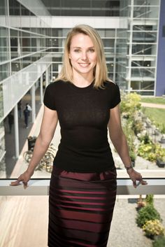 Marissa Mayer- For b