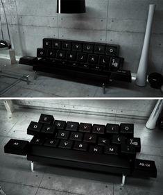 Comfortabel liggen op je QWERTY toetsenbord   | roomed.nl