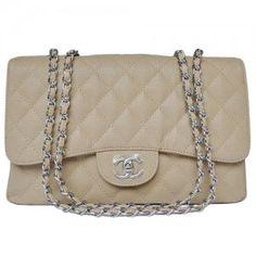 Chanel 2.55 Bag - beige
