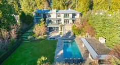 Address Available Upon Request - West Vancouver Homes and Real Estate - BC, Canada